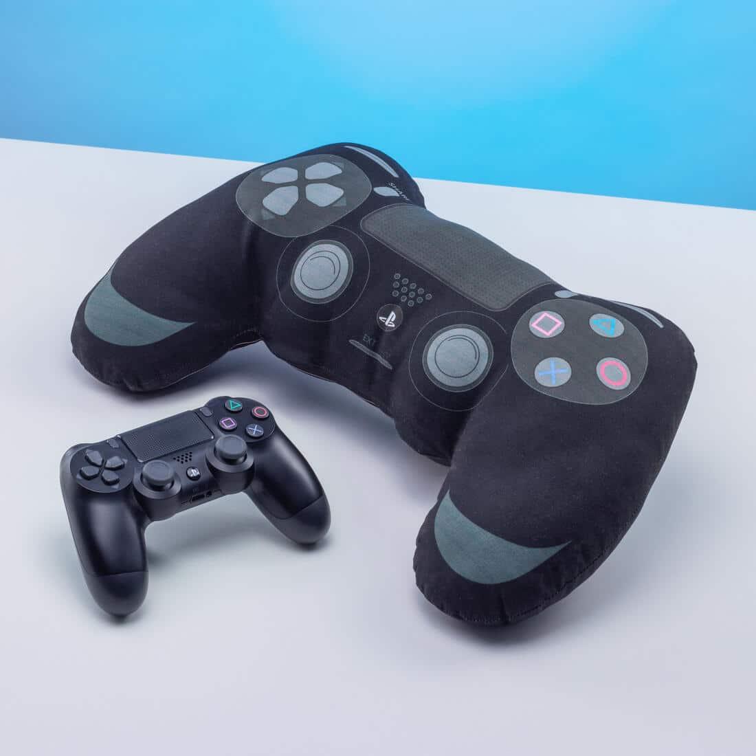 PlayStation Controller Kissen: Kuscheln mit dem Gamepad