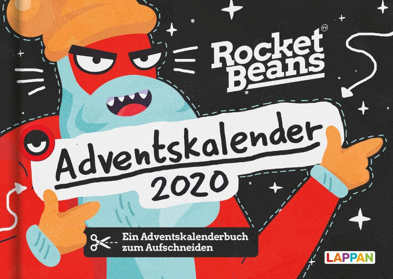 Rockets Beans Adventskalender? Ja, auch 2020 bekommt ihr ihn. (Foto: Rocket Beans)