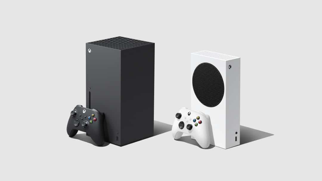 Series X und S - das sind die neuen Xbox-Konsolen. (Foto: Microsoft)
