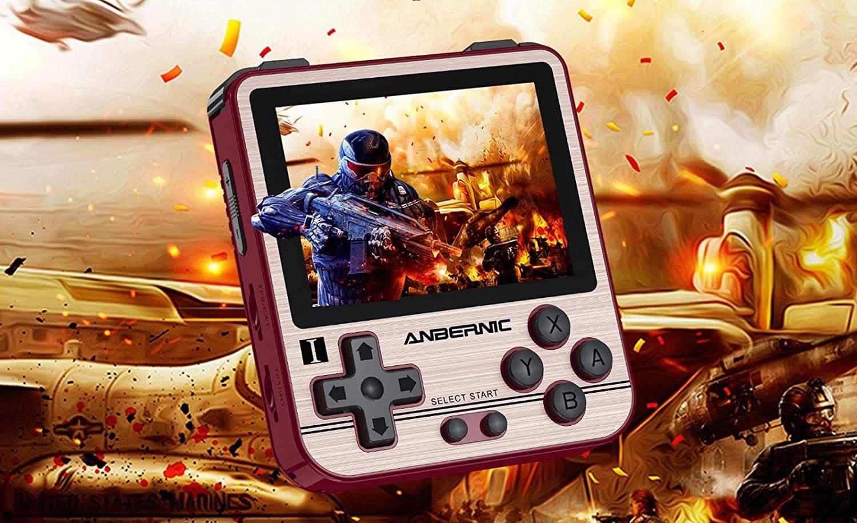 Anbernic RG280V: Hosentaschen-Konsole für PlayStation-Spiele
