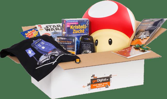 Nerdige Weihnachten: Gute Geschenke auf den letzten Drücker