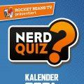 Nerd-Quiz 2021. (Foto: Rocket Beans)