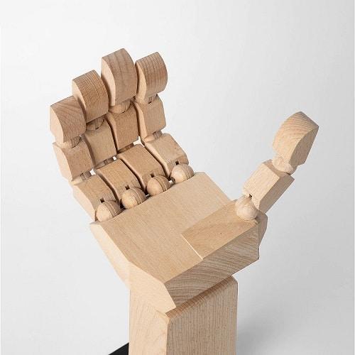 Ikea Gaming Holzhand