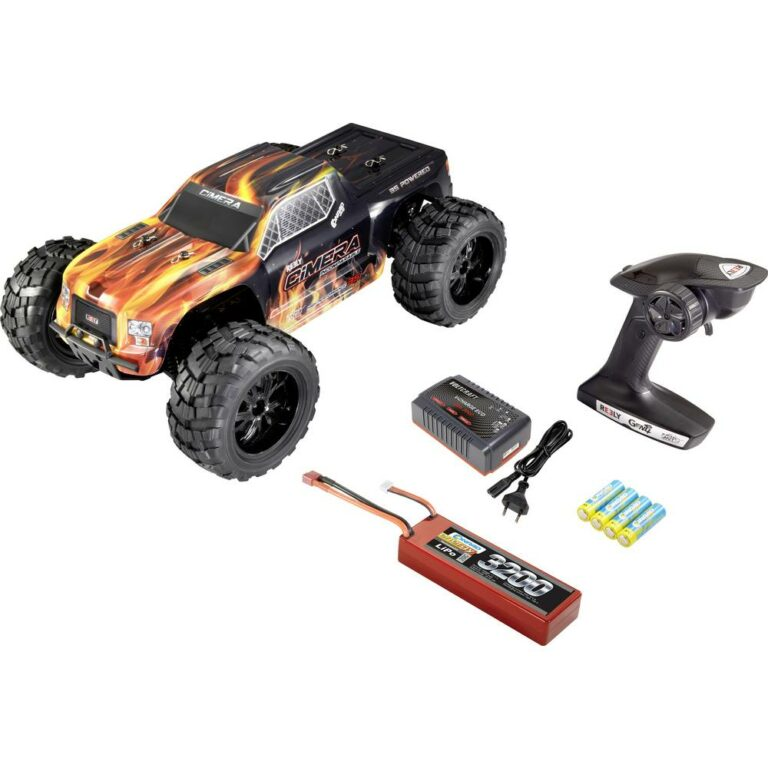 reely cimera black brushless 1-10-rc modellauto