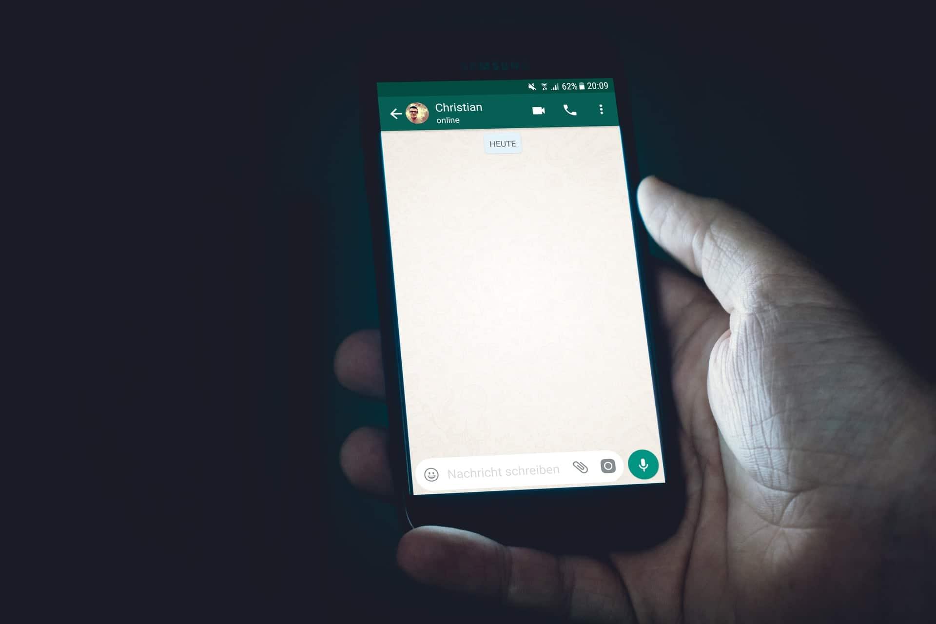 whatsapp neue nutzungsbedingungen in kraft getreten
