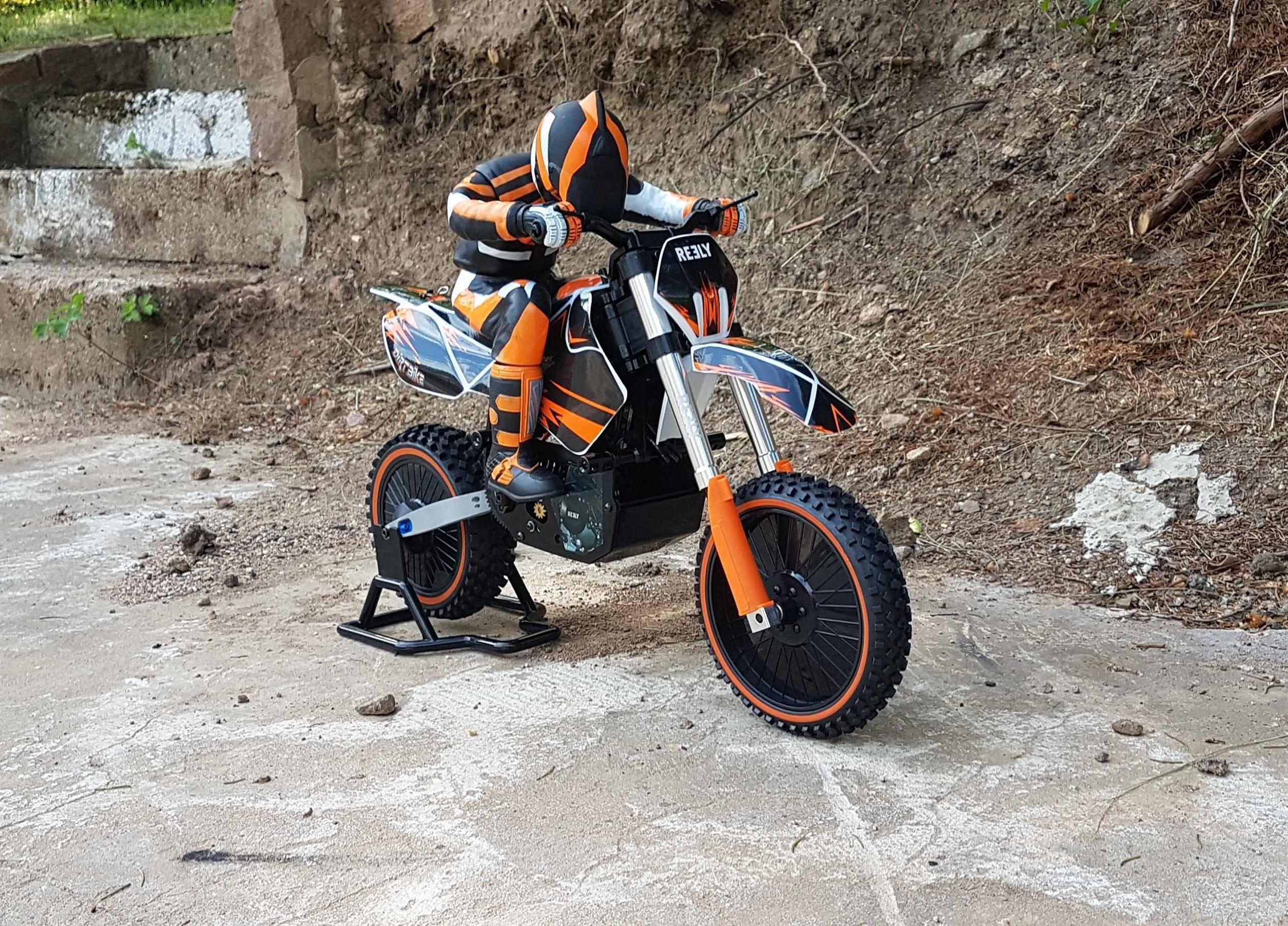 REELY RC Dirtbike RtR - 2