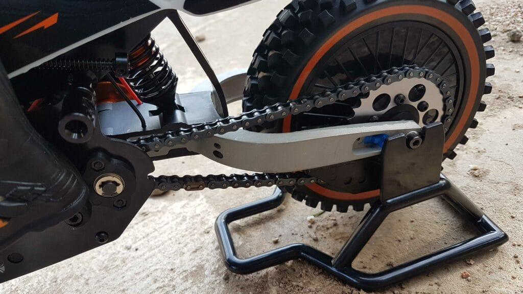 RC Dirtbike Kette