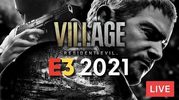 resident evil village e3 2021