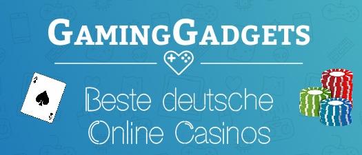 Beste deutsche Online Casinos Gaminggadgets.de