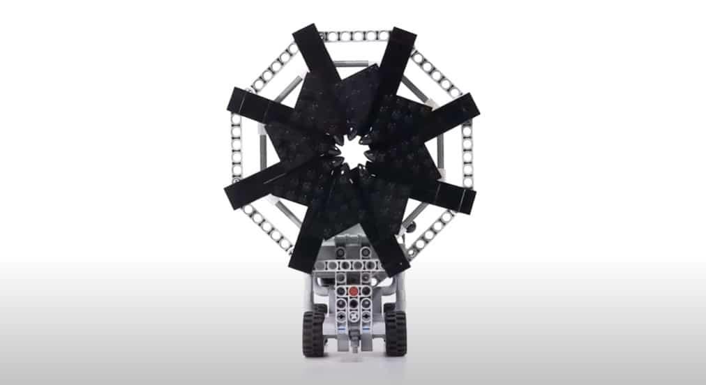 Creepy Vehicle LEGO