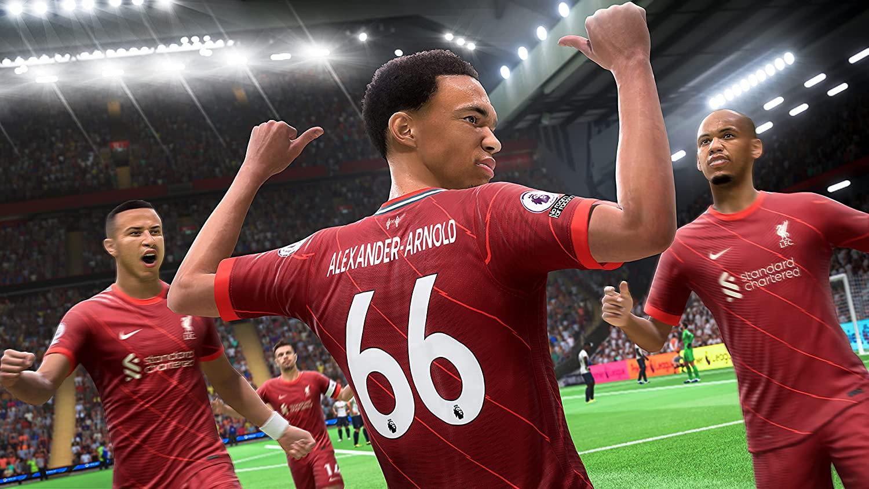 FIFA 22 kein HyperMotion für PC
