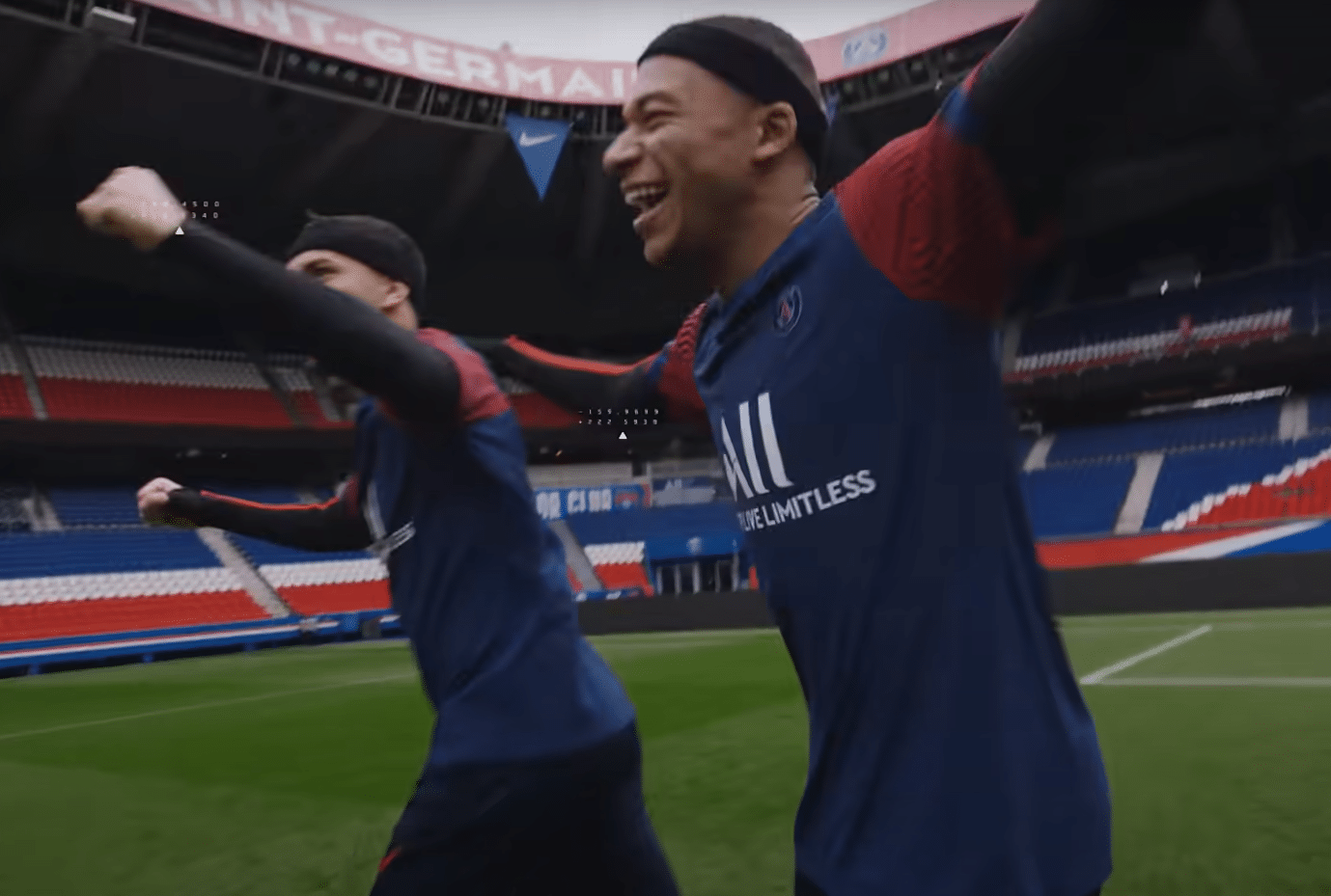 fifa 22 Reveal Trailer