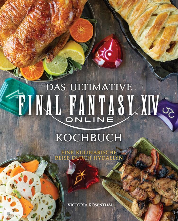 Final Fantasy XIV Kochbuch