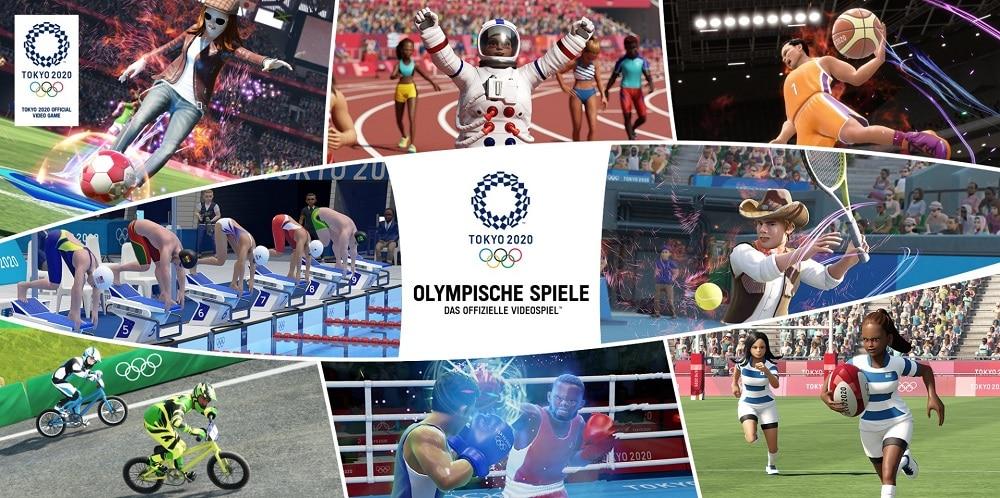 Olympia 2020 Videospiel