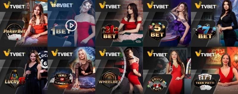 Vulkan Vegas TVBet