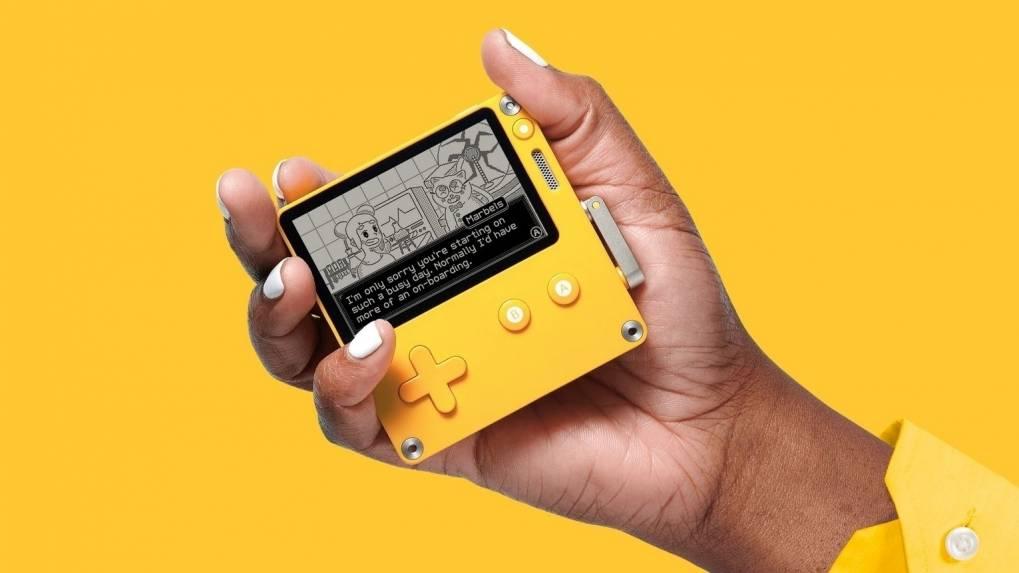 playdate handheld
