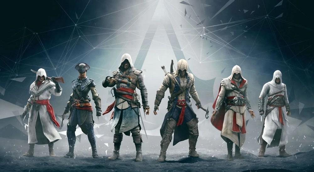 Assassin's Creed Reihenfolge aller Teile