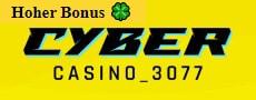 Cyber 3077 Logo Gaminggadgets