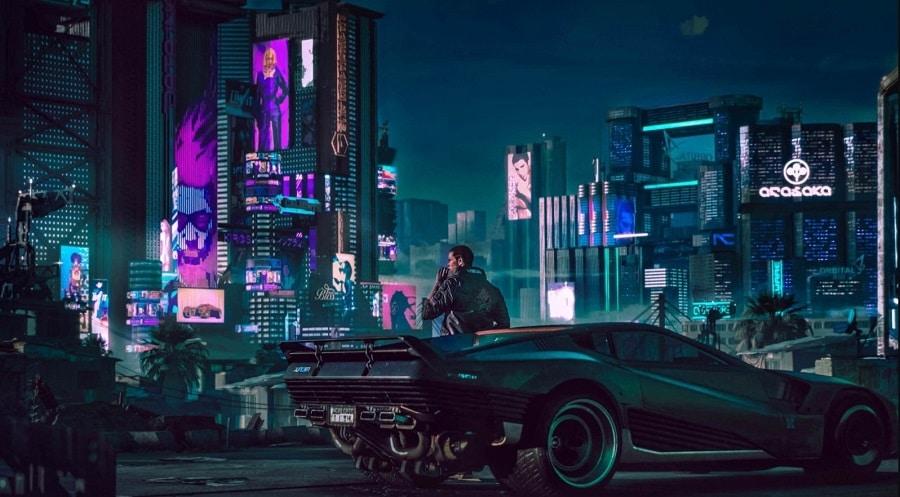 cyberpunk 2077 next gen upgrade