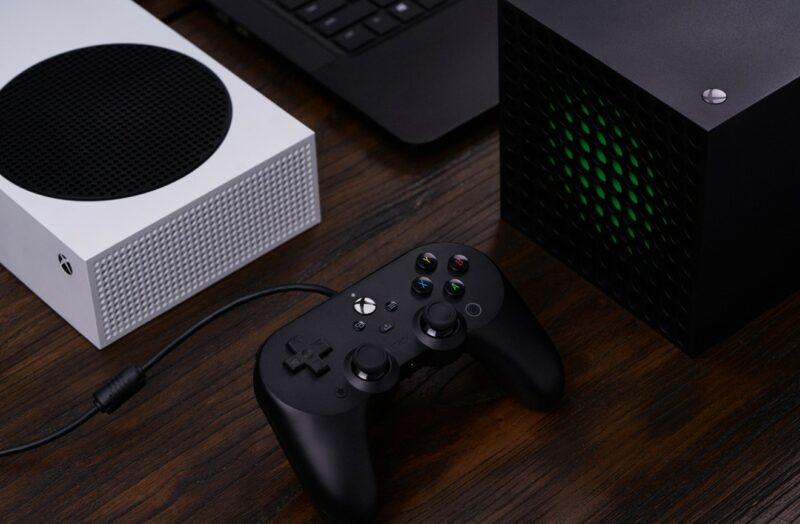 8bitdo pro2 xbox controller