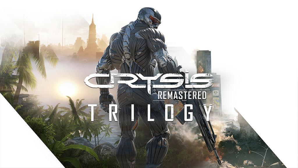 crysis remastered trilogie
