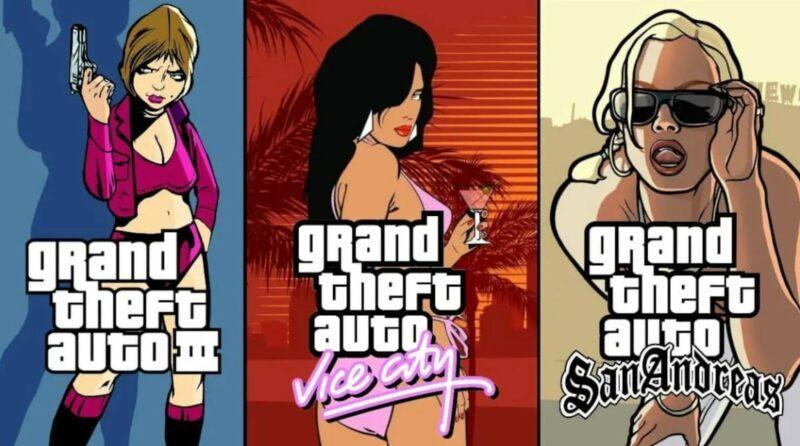 gta trilogie remaster